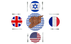 syria kosher imperialism dinner